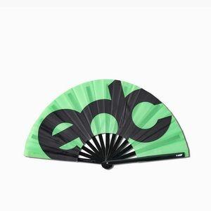 EDC hand fan